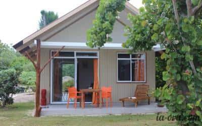 Tubuai - Wipa Lodge