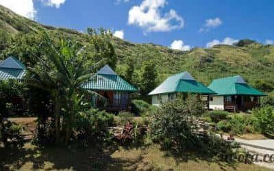 Raivavae - Pension Vaimano Village