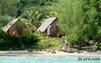 Raivavae - Pension Raivavae Tama Resort